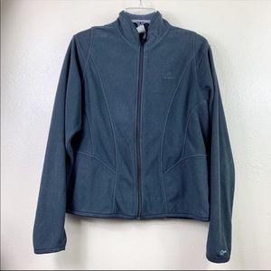 Adidas Fleece Zip-Up Jacket